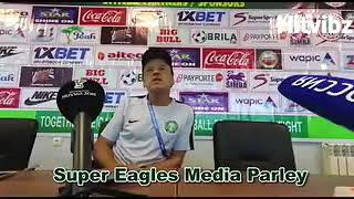 Super Eagles coach speaks on Mikel's role on the pitch