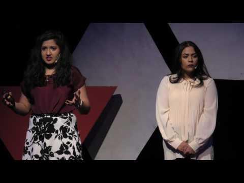 Bollywood's Impact On The Patriarchal Society In India | Rijutha Garimella And Shreya Patel | TEDxOU