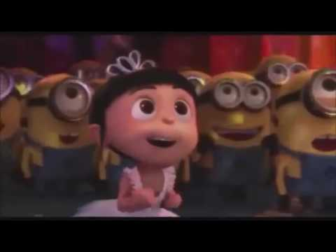 Bruno Mars 24K MAGIC  VERSION MINIONS