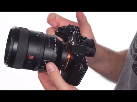 Miguel Quiles On The 100mm F2 8 STF G Master Lens