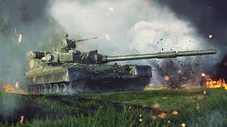 топ 10 лучших танков разных стран мира!