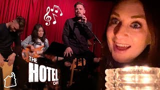 FAMILY CONCERT IN LA! (at the Hotel Cafe!) - Vlogmas Day 7