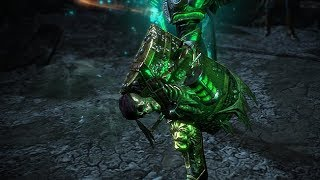 Path of Exile: Ghostflame Shield