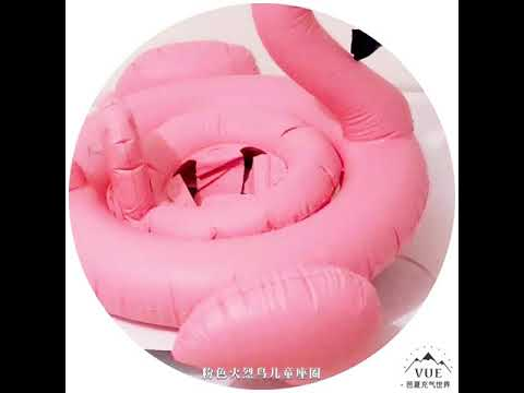 Baby Blow Up Ring Chair Folding Covers For Sale Canada Wholesale Flamingo Swan Inflatable Swimming Floating Children Pool Floats Toys