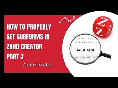 Creator Scripts  - Everything you need to know about Zoho Creator