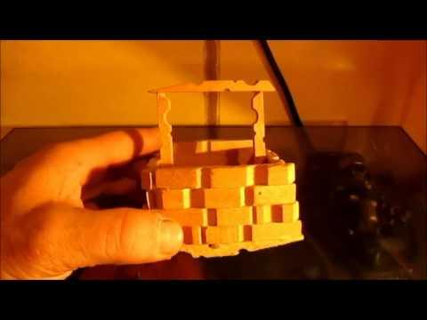 Portaoggetti Artigianale Fatto Da Me Youtube
