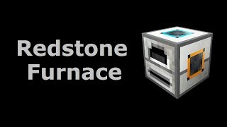Redstone Furnace (Tekkit/Feed The Beast) - Minecraft In Minutes