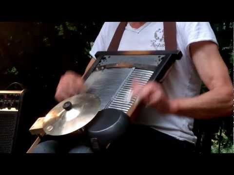 WASHBOARD BLUES FRANCE