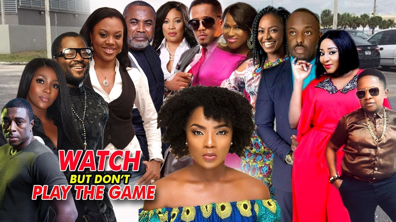 Download Watch But Don't Play The Game 1&2 - Latest Nigerian Nollywood Movie/African Movie Family Movie