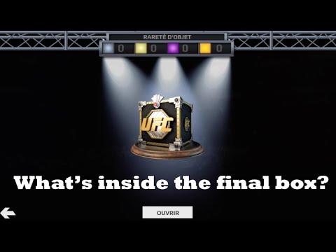 UFC Last Fight