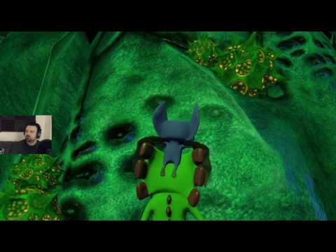 Yooka-Laylee playthrough pt34 - They LOVE Time Trials in the Marsh