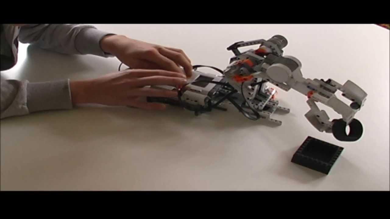 Roboglove Nxt Instructions