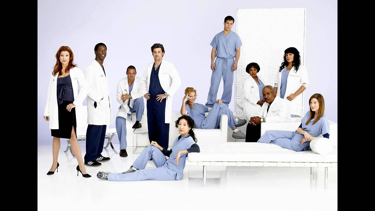 Grey\'s Anatomy Menu soundtrack - YouTube