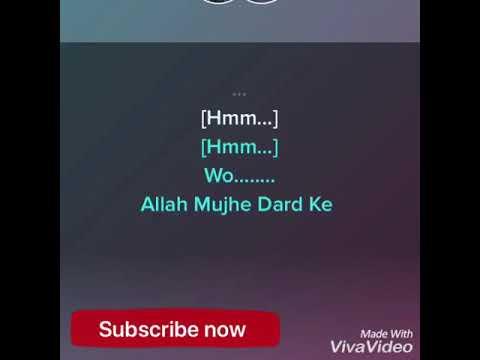 O Saathi Baaghi 2 Karaoke With Lyrics