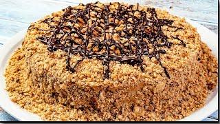И ПОЧЕМУ я раньше так НЕ ДЕЛАЛА? ТОРТ Проще Простого. НЕДОРОГОЙ торт готовь хоть КАЖДЫЙ ДЕНЬ!!!