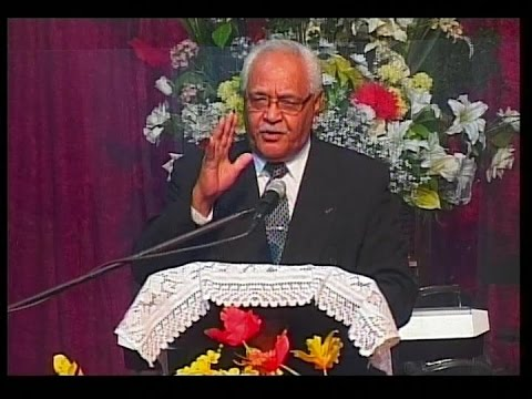Rev. Dr. Siotame Havea - Ke Tau Fe'ofa'aki Mu'a!