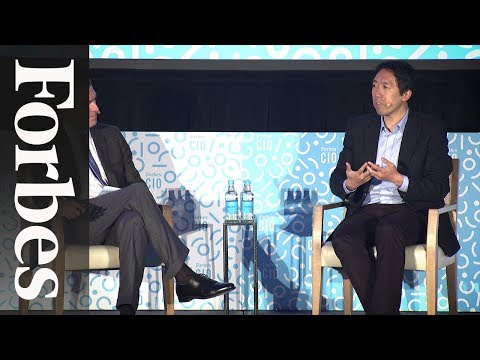 2018 CIO Summit: Fireside Chat With Andrew Ng | Forbes Live