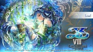 【作業用BGM】イース8 サウンドトラック 厳選メドレー(Ys 8 Soundtrack Special Music Medley)