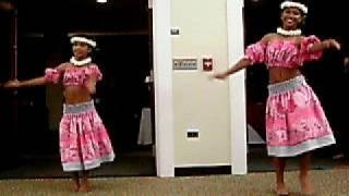Hula Dance in Hale Halawai