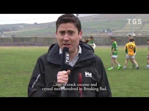 Irish Language - Post Match Interview