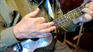 An Irish Lullaby - 1914 - Ukulele Tutorial by Ukulele Mike Lynch