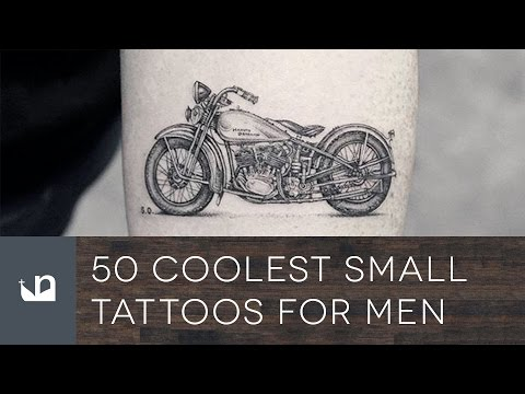 Coolest Small Tattoos For Men