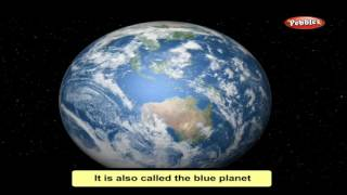 Cbse 4th CBSE SCIENCE I The Solar System | NCERT | CBSE Syllabus | Animated Video