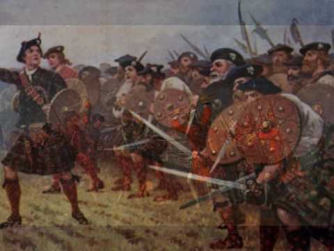 Highland Clearances and the Act of Proscription 1746