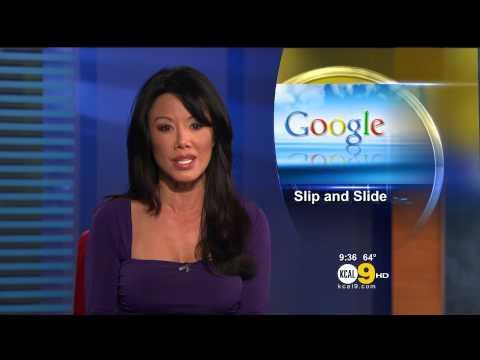 Sharon Tay 2012/10/19 KCAL9 HD