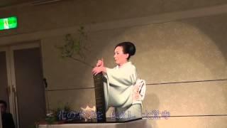 藤村洋子/花手前 『花の大覚寺』