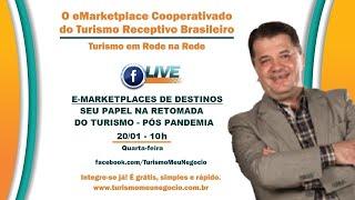 Os e-Marketplaces de Destinos na Retomada do Turismo
