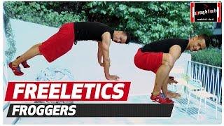 Freeletics - Froggers - Core stability und Mega Cardio Effekt