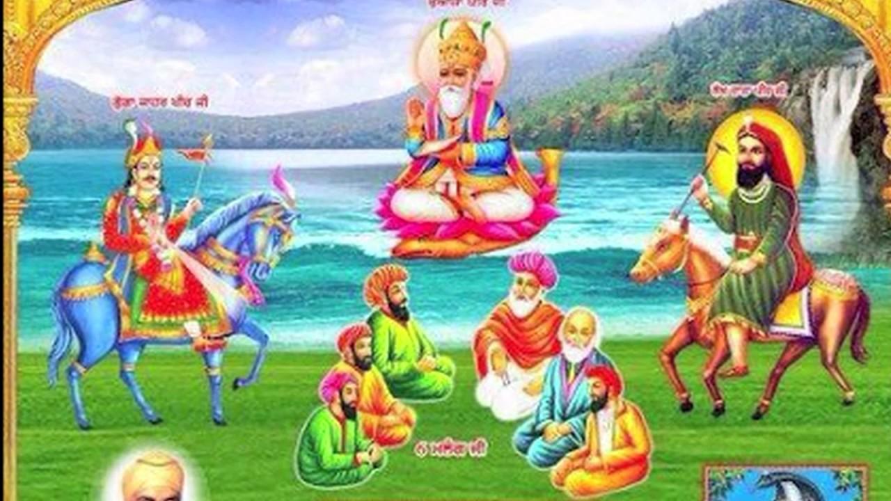 Lakhdatapeer Sakhi Sarvar Sultan Ji Move On