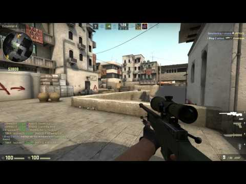 CS:GO Competitive #2 with Vikkstar123 (Counter Strike Global Offensive Gameplay)