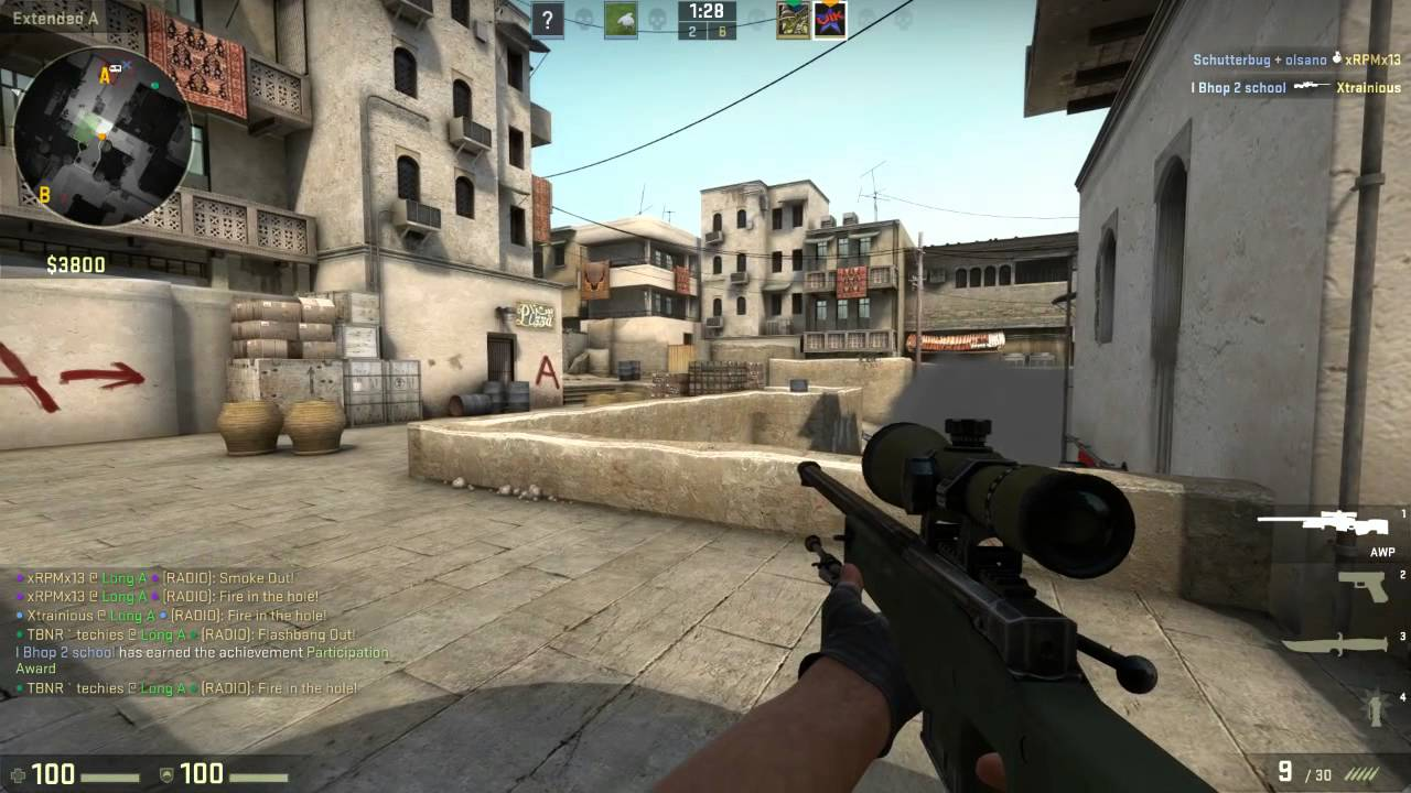 Counter Strike Go Tipps