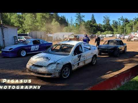 Hornets Cottage Grove Speedway Ladies Night 6/30/18