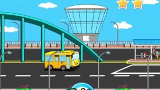 Развивающий мультик Играем вместе с автобусом Тайо и его друзьями. Учим английский