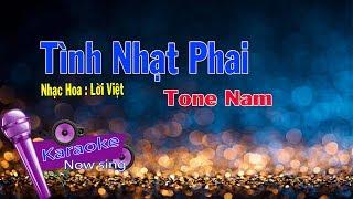 Tình Nhạt Phai - Karaoke (Beat Chuẩn)   Tone Nam