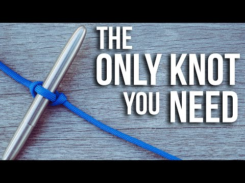 The Only Knot You Need To Know... Here's Why
