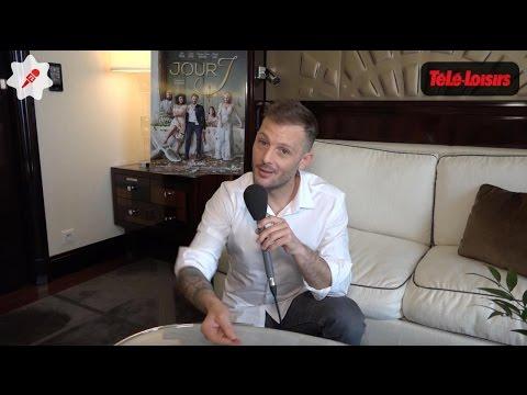 Jour J : notre interview 100% amour avec une demande en mariage de Nicolas Duvauchelle !
