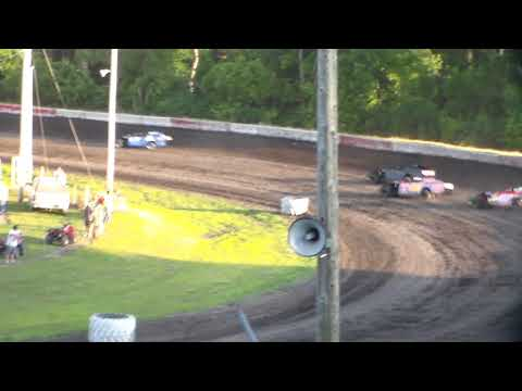 Modified Heat 2 @ Hamilton County Speedway 07/15/17