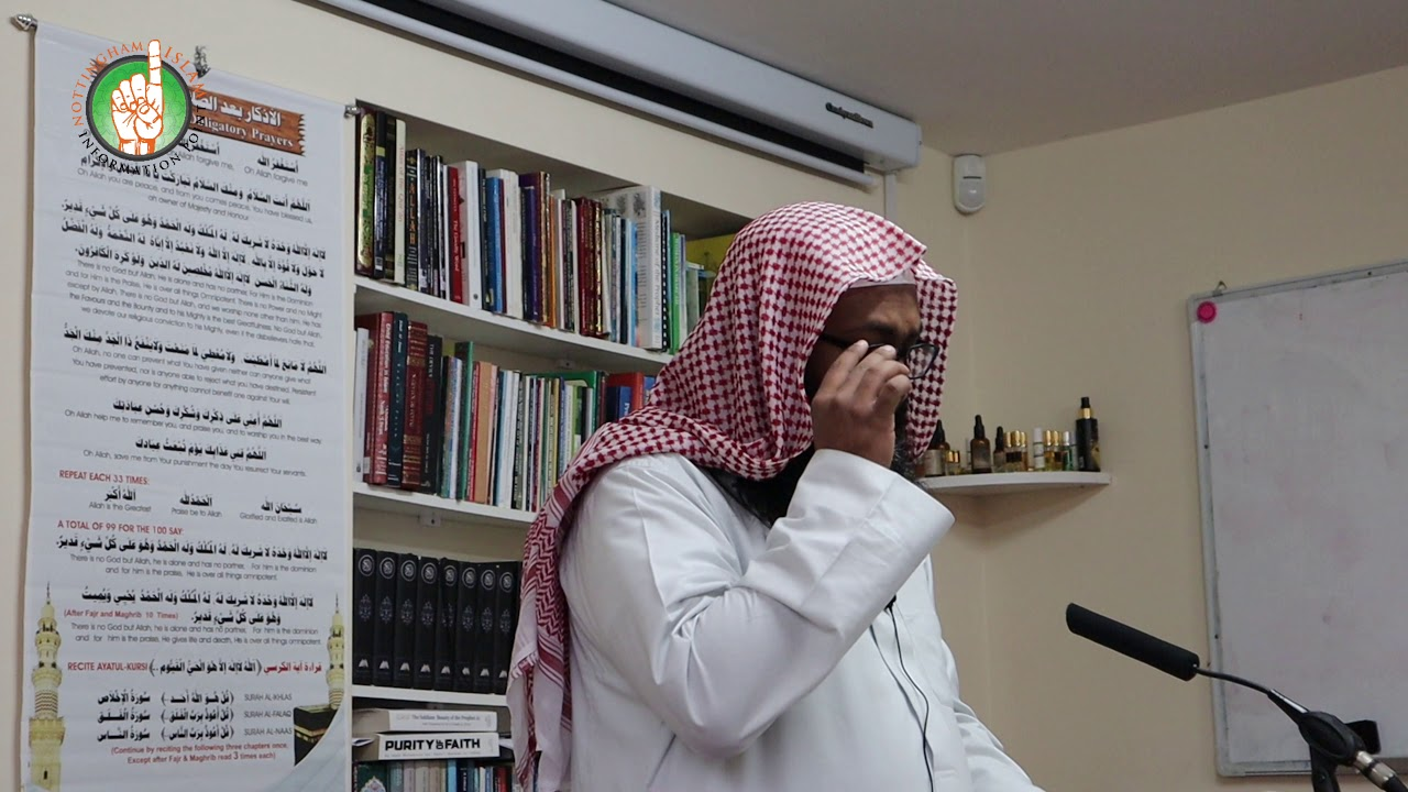 Punishment of the Grave [Part Two] by Ustadh Rashed Al-Madani
