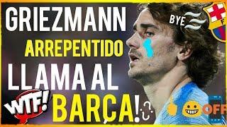 ¡EXCLUSIVA ÚLTIMA HORA! ¡¡FICHAR A GRIEZMANN BARÇA 2019!! ¡BREAKING NEWS! FCB NOTICIAS