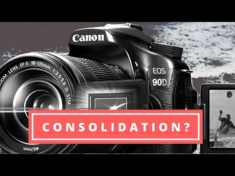 Canon 90D vs Canon 7D Mark III - Will Canon CONSOLIDATE the 7D & 80D Series?