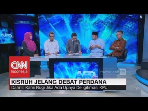 Kisruh Jelang Debat Perdana - AFD Now Mp3
