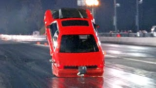 Outlaw Drag Radial Coverage from Maryland International Raceway!