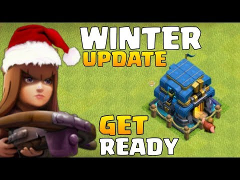 Winter Update Clash Of Clan ( Townhall 13 ) 2019 - Coc