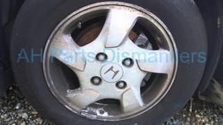 1999 Honda Accord Parts Car Parting Out #15-100-1 Fix your car OEM