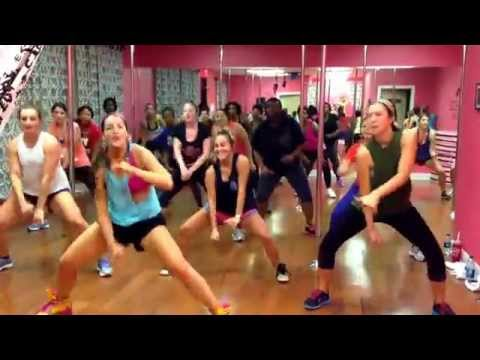 Ms New Booty dance fitness