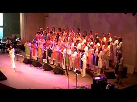 Amazing Grace | Choir of Light | Center for Spiritual Living Seattle | Easter 2010 (April 4)